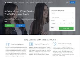 essayhub paper writing service get your custom essay done today
