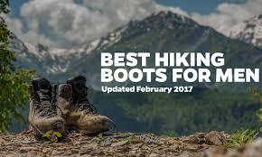 The Best <b>Hiking</b> Boots for <b>Men 2017</b> - <b>Hiking</b> Gear Guru