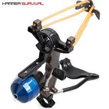 <b>Hunting</b> Slingbow / <b>Fishing Slingshot</b> – HAMMER SURVIVAL