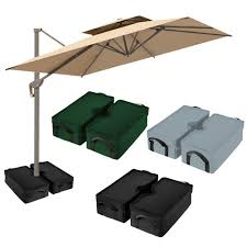 Квадратный зонтик вес песка мешок для наружного Патио ...