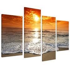 <b>Sunset Landscape</b> Art: Amazon.com