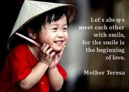 Mother Teresa Quotes On Love With Images - mother teresa quotes on ... via Relatably.com