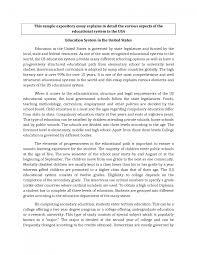 informative speech sample essay   essay gallery of informational essay examples