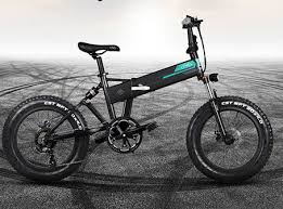 <b>FIIDO M1 Electric</b> Folding <b>Bike</b> is Now Available on Giztop for Just ...