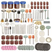 """<b>166Pcs Rotary</b> Power Tool Set For Dremel <b>1/8</b>"""" Shank <b>Sanding</b> ..."""