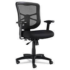 alera elusion series mesh mid back swiveltilt chair black cheap office chairs amazon