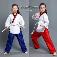 <b>Adult</b> Man Women <b>Child</b> Kids <b>Breathable Cotton</b> Taekwondo ...
