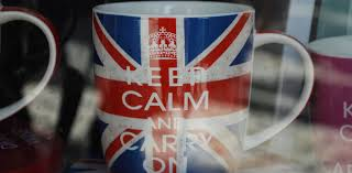 Explainer: the terror behind <b>Keep Calm And</b> Carry On