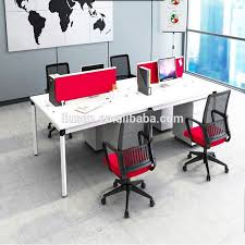 factory direct sale cubicle furniture 4 person partition workstation modular workstation design buy modular workstation furniture