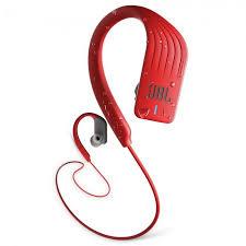<b>JBL Endurance SPRINT</b> In-Ear Wireless Sports Headphone - <b>Red</b> ...