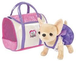 <b>Мягкая игрушка Simba</b> Chi chi love Чихуахуа в фиолетовом ...