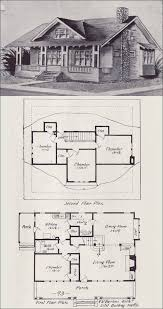 Vintage House Plan   Western Home Builder   Bungalows by     Western Home Builder   No