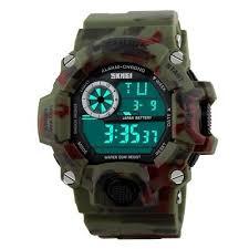 S SHOCK Mens Digital <b>Date</b> Waterproof LED <b>Military Army</b> g Style ...