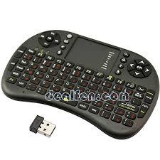 <b>UKB</b>-<b>500</b>-<b>RF</b> Russian Version 2.4GHz Wireless Mini Keyboard ...