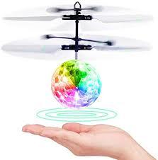 RC Flying Ball,<b>Children</b> Flying <b>Toys</b>, <b>RC Drone</b> Helicopter Ball Built ...