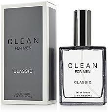 <b>Clean Classic for Men</b> Eau De Toilette Spray, 60 ml: Amazon.co.uk ...