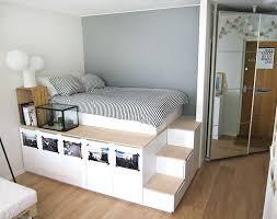 View In Gallery IKEA Platform Bed DIY  R