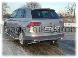 <b>Фаркоп</b> ТСС на <b>Volkswagen</b> Tiguan арт. <b>TCU00044</b> цена 12500 ...