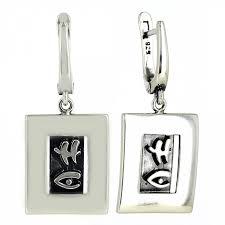 <b>Серьги</b> СИ-<b>6</b>-1 из серебрапо цене 3400.0000 рублей купить в ...