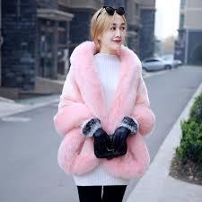 2019 <b>2019 New Yfashion</b> Women Fashion Winter Artificial Hair Coat ...