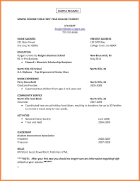 7 how to make resume for first job example bussines how to make resume for first job example community service and work experience also education for first job sample resume jpg