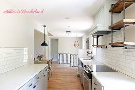 subway kitchen lakehouse kitchen gray cabinets white subway tile 18 addison39s