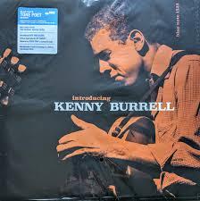 """<b>Kenny Burrell</b>, """"<b>Introducing</b> Kenny Burrell"""" (180 Gram) — Underdog ..."""