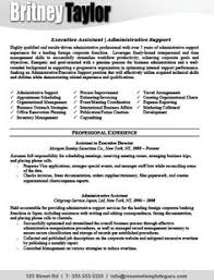 images about resumes on pinterest   resume  executive    keyword optimized executive assistant  resume  template