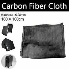3K <b>Black</b> Super <b>Carbon</b> Fiber Cloth Fabric Plain Weave 2-2 Twill ...