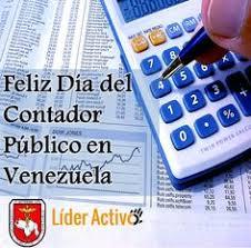 Resultado de imagen para dia del contador publico en venezuela