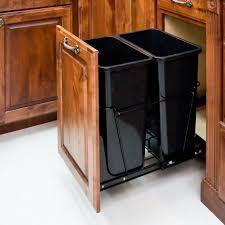 bin pull kitchen waste