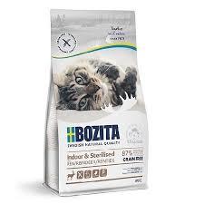 <b>BOZITA</b> Indoor & Sterilised <b>Grain</b> free Reindeer - 0,4kg - buy in price ...