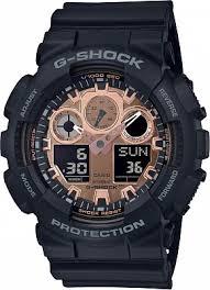 <b>Мужские часы Casio</b> G-Shock <b>GA</b>-<b>100MMC</b>-<b>1AER</b> (Япония ...