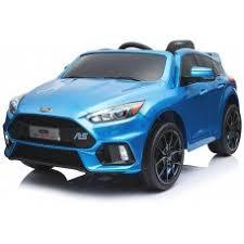 Купить <b>Электромобиль Dake Ford</b> Focus RS Blue в Нижнем ...