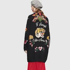 Long Retro Elegant Embroidered Sweater Cardigan Autumn 2016 ...