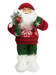 Дед Мороз в Красном Свитере, с Мишкой <b>MAXITOYS</b> 4888716 в ...