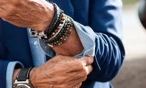 How To Wear A <b>Bracelet</b> - A Modern <b>Men's</b> Guide