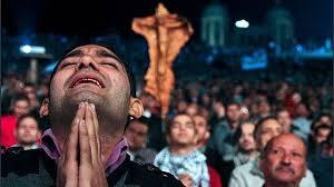 Resultado de imagem para islamismo contra cristianismo