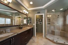 recessed lighting can create different moods for the bathroom photo via rhonda burgin on zillow digs best mood lighting