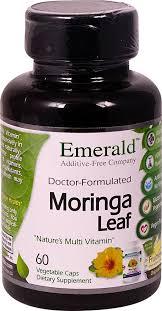 Купить Fruitients <b>Moringa</b> Leaf - <b>60 растительных</b> капсул: отзывы ...