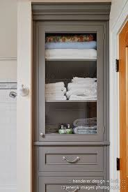 built bathroom vanity design ideas: cool linen closet look portland craftsman bathroom innovative designs with built in cabinet cabinet
