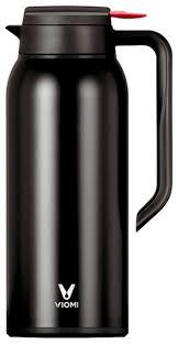 <b>Термос Xiaomi Viomi</b> Steel Vacuum Pot 1, 5 л, чёрный цвет ...