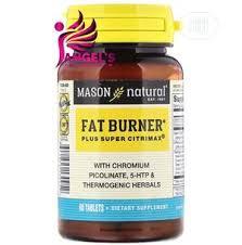 Mason Natural <b>Fat Burner Plus Super</b> Citrimax, 60 Tablets in Ojo ...