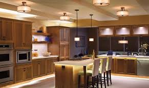 kitchen ceiling light fixtures create