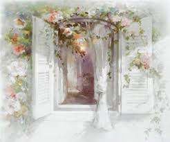 Flower Garden Paintings Suppliers & Manufacturers