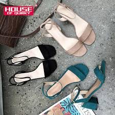 Flip Flops Roman Thin Heels High Heels Women Sandals <b>Sexy</b> ...