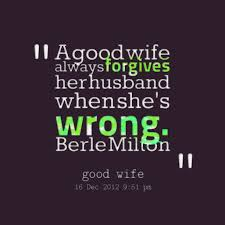 Supreme three cool quotes about good wife image German | WishesTrumpet via Relatably.com