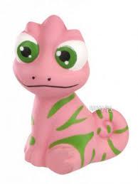 <b>Игрушка антистресс Squishy Ящерица</b> Pink ZSQ-24