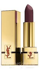 <b>Насыщенная матовая помада</b> YSL <b>Rouge</b> Pur Couture The Mats ...