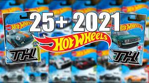 25 <b>NEW 2021 Hot</b> Wheels Coming Soon - YouTube